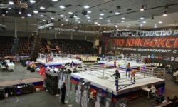 Томск: «Айсберг» обеспечил безопасность  чемпионата и первенства России по кикбоксингу.